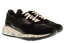 Premiata A18u shoes woman low sneakers SCARLETT 3486 BLACK