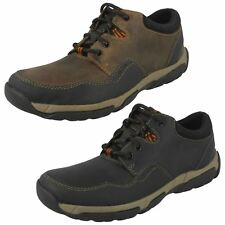 Mens Clarks Casual Shoes 'Walbeck Edge II'