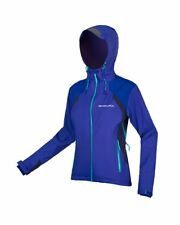 Endura Wms MT500 Impermeable Jacket II Chaqueta impermeable Mujer, Azul cobalto