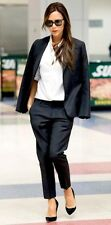 ZARA WOMAN BLACK CLASSIC BLAZER JACKET COAT BLOGGERS NEW
