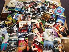 Over 200x Xbox 360 Manuals, All £1.69 Each With Free Postage, Trusted Ebay Shop