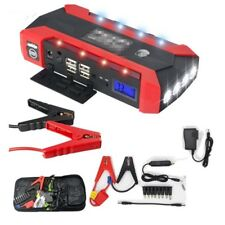 Car Jump Starter Power Bank 600A Portable Battery Booster 12V Starting Device