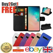 PU Magnetic Leather side open flip book Case Cover For Samsung Various Phones