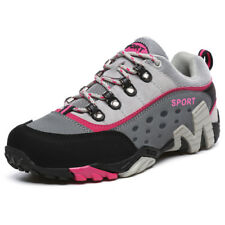 Women's Outdoor Hiking Shoes Trail Trekking Running Mountain Climbing Sneakers