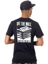 Vans Black Stacked Up T-Shirt