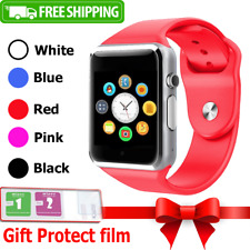Smart Watch Bluetooth & Camera For Samsung iPhone HTC LG Android Ios Wrist Phone