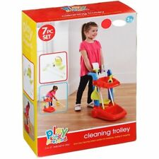 "NEW Elegant TOYS ""My Tea Time trolley"" & ""Cleaning Trolley"" for KIDS LOVE IT"