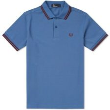 Fred Perry Slim Fit Twin Tipped Polo M3600 G25 Polo