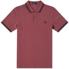 Fred Perry Slim Fit Twin Tipped Polo M3600 G36 Polo