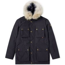 Belstaff x SOPHNET. BXS Wax Down Roadmaster Dark Navy Jacket