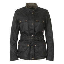 Belstaff Womens Roadmaster 2.0 Jacket Black Jacket