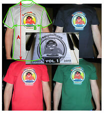 CAMISETA SAMPLENOVA STUDIO - 1 CAMISETA UNISEX + CD RECOPILATORIO DE REGALO