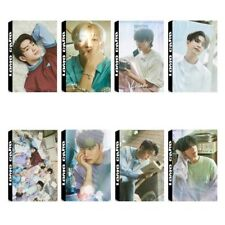 KPOP GOT7 Album Present YOU PhotoCard Lomo Card Posters Photo Card Bookmark