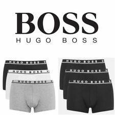 Mens Hugo Boss Underwear Boxers Trunks Shorts Briefs Multi Pack S M L XL New