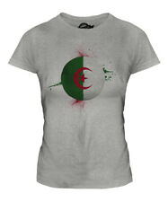 ALGERIA FOOTBALL LADIES T-SHIRT TEE TOP GIFT WORLD CUP SPORT