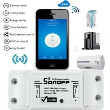 Sonoff Wireless Smart Home WiFi Switch Module para Apple IOS / Android APP Contr