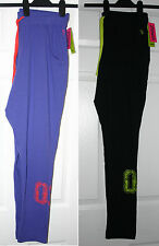ZUMBA JAMMIN JERSEY PANTS/LEGGINGS/BOTTOMS- BLACK or PURPLE SIZES L or XL -BNWT