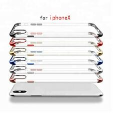 Case for iPhone 8 XS MAX XR X Luxury Ultra Slim Shockproof Bumper Cover Apple