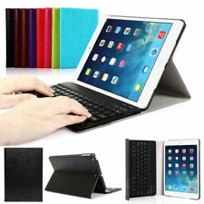 Coque Housse Clavier Bluetooth AZERTY Keyboard Pour iPad 2017 2018 5/6th Pro 9.7