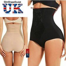 Ladies Abdominal Firm Control Girdle Plus Size Shapewear High Waist Underwear UK