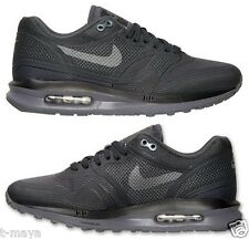 new styles 9e2cf ff236 NIKE AIR MAX LUNAR 1 WR WOMENs M MESH RUNNING ANTHRACITE - BLACK - COOL  GREY