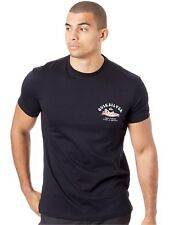 Quiksilver Black Fish And Chicks T-Shirt
