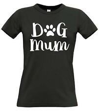 Edward Sinclair Dog Mum Womans Fitted T-Shirt - Mother's Day Gift, Gifts For Mot