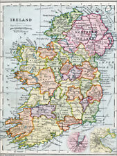 Poster, stampa su tela o vetro acrilico Irish Free State And Nor... - K. Welsh