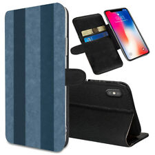 VERTICAL STRIPES Printed Stand Wallet Case for Samsung Galaxy Models - 0019