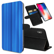VERTICAL STRIPES Printed Stand Wallet Case for Samsung Galaxy Models - 0050