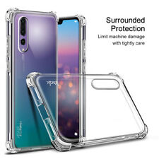 Fit Huawei P20 Pro P20 Lite P Smart Cover 360 Hybrid Shockproof Silicone AT DE
