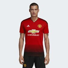 Manchester United Mens Home Shirt 2018-19 Sizes S-4XL