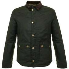 BARBOUR REELIN WAX JACKET ,NEW WITH TAGS ON,REDUCED FROM £199.99