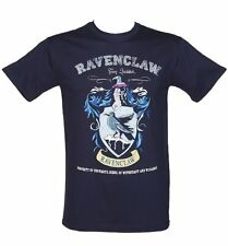 Official Men's Navy Harry Potter Ravenclaw Team Quidditch T-Shirt