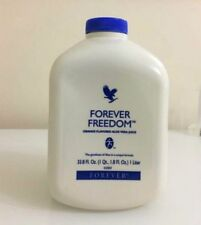 Forever living Aloe BITS-N-PEACHES-Peach Flavour and Forever Freedom Old Type