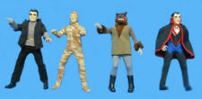 "1974 MONSTERS 8"" ahi lincoln mego remco figure -- DRACULA FRANKENSTEIN WOLFMAN"