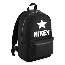 Edward Sinclair Personalised Essential Backpack With Star and Name