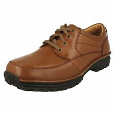 Mens Clarks Casual Lace Up Shoes 'Scahill Day'