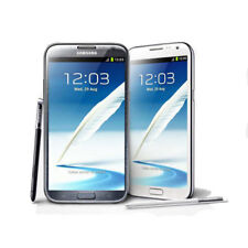 Samsung Galaxy Note II GT-N7100 16GB Marble White/Black (Unlocked) Smartphone