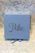 Luxury Pale Blue Gift Box Pale Blue box gift boxes with ribbons Bridesmaid Gifts