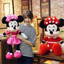 40cm New Lovely Mickey Mouse Minnie Mouse Plush Toys Baby Cute Stuffed Animal