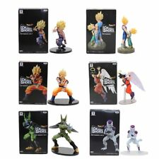 11-21cm Dragon Ball Z Vegeta Trunks Son Goku Gohan Cell Frieza PVC Action