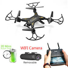 T-Rex RC Helicopter Drone with Camera HD 1080P WIFI FPV Selfie Drone