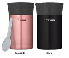 ThermoCafe by Thermos Darwin Food Flask 500ml Vacuum Insulated Travel Mug