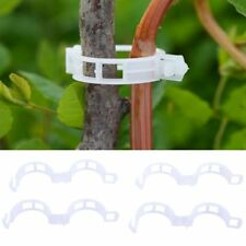 Plant Support Clips Plastic Type Hanging Vine Garden Green House Ornament 50 Pcs