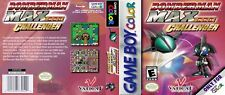 Nintendo Game Boy Color replacement case with Cover Bomberman Max Red Challeng