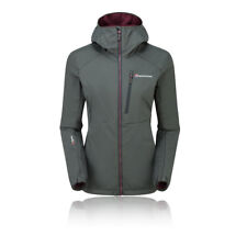 Montane Womens Hydrogen Direct Jacket Top Long Sleeve Casual Clothing Grey