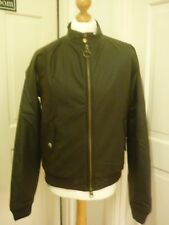 barbour's international union jack wax jacket,in m/l or xxl,new with tags on