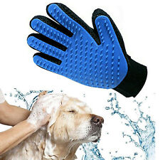 Touch Cleaning Brush Magic Glove Pet Dog Cat Massage Hair Removal Grooming Comb#