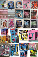 Kid Safe Over-the-Ear Headphones Volume Limiting * Boys and Girls * Many Styles